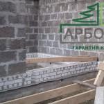 Строительство дома из арболита в Конаково