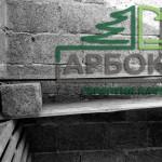 строительство из арболитовых блоков