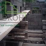 строительство дома из арболита